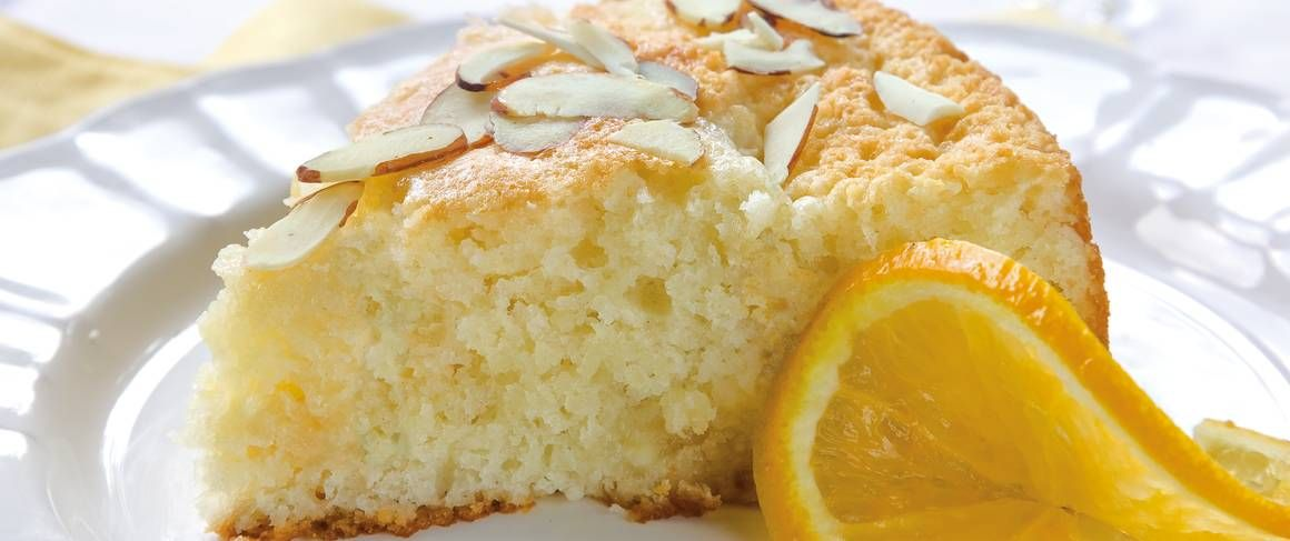 Sandra Lee shares a recipe. Be seduced with a rich, moist coffee cake topped with a combo of cream cheese and orange marmalade.