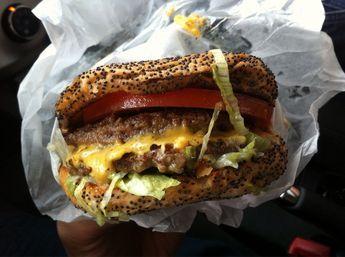 15 besten Orte, um Burger in Texas zu bekommen