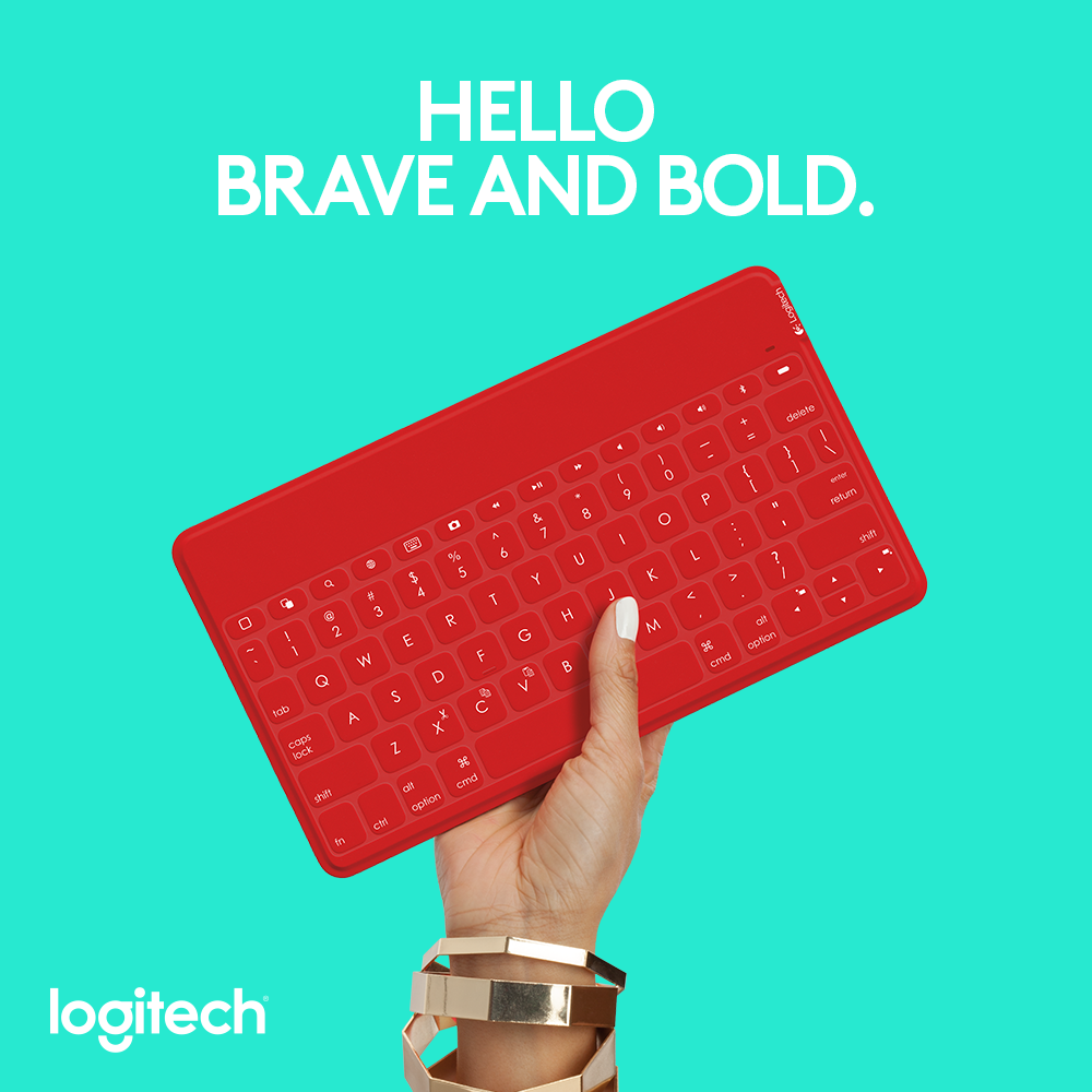 Meet the new Logitech, a company you know and trust, but now with a colorful new attitude and re-imagined logo you'll love. And, meet Logi – our new label.