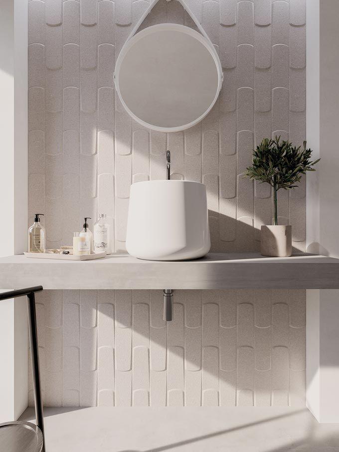 Ceramic Vs Porcelain Tiles Bathroom Vanity Bathroom Paint