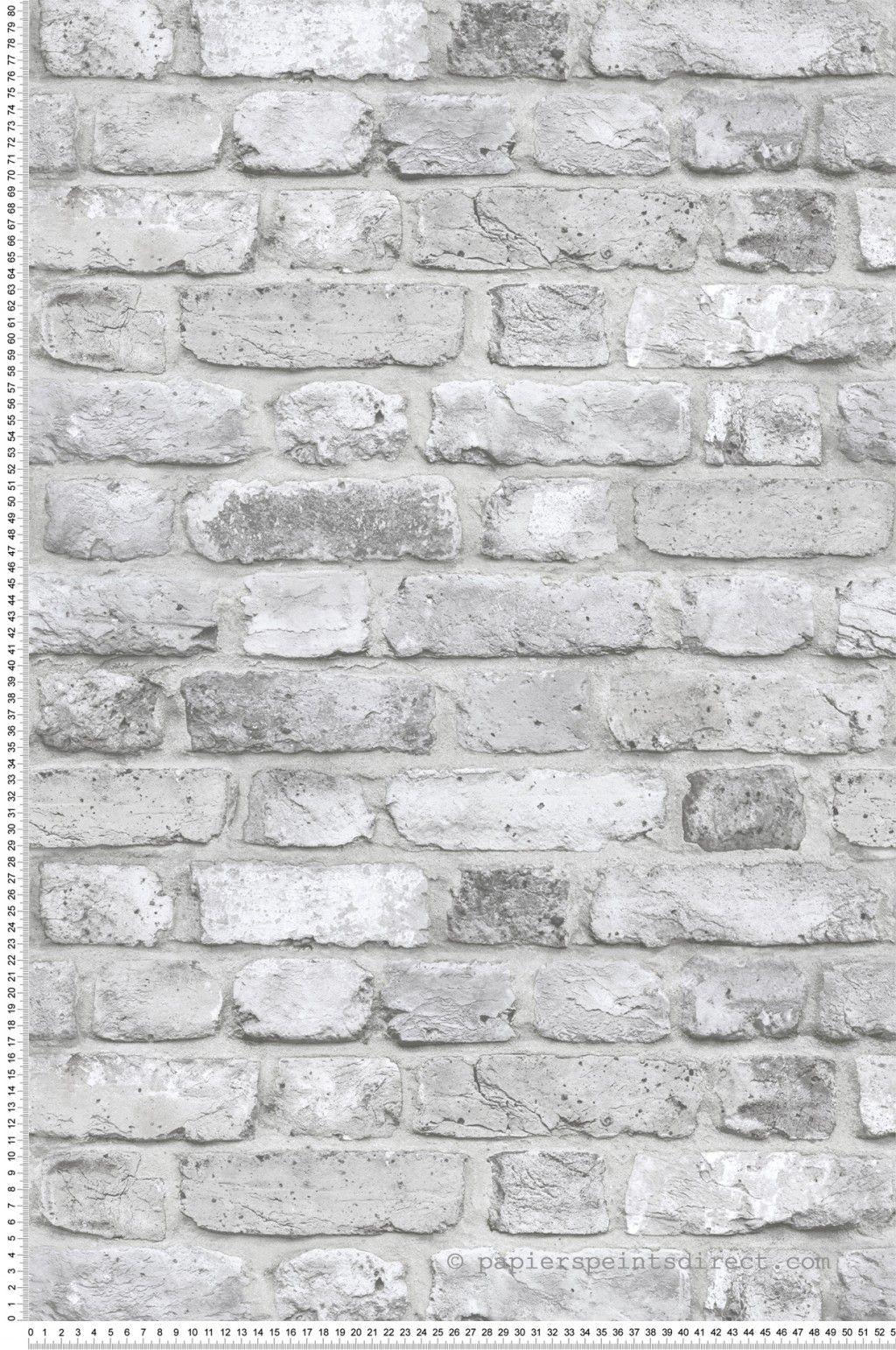 Mur De Briques Etain Collection Authentic 2 De Montecolino En