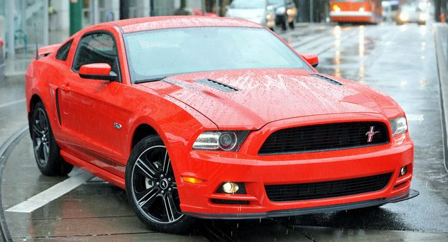 Ford Mustang Looks Abroad Goes On Sale In The Philippines Ford