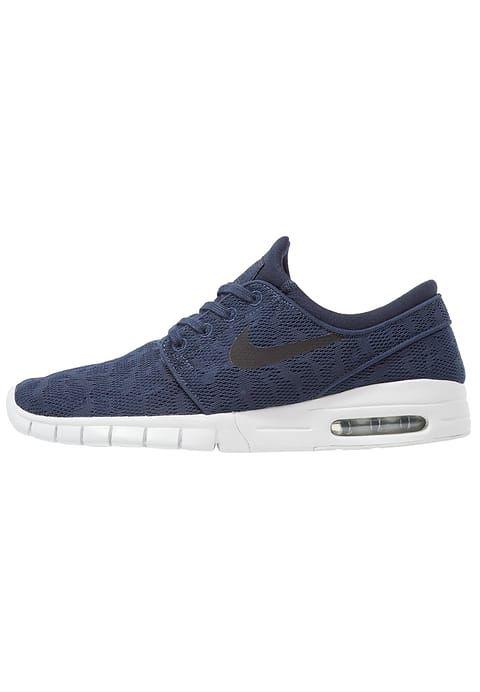Nike Run Sportswear Roshe - Chaussures De Sport Laag - Minuit Bleu Marine / Noir Obsidienne