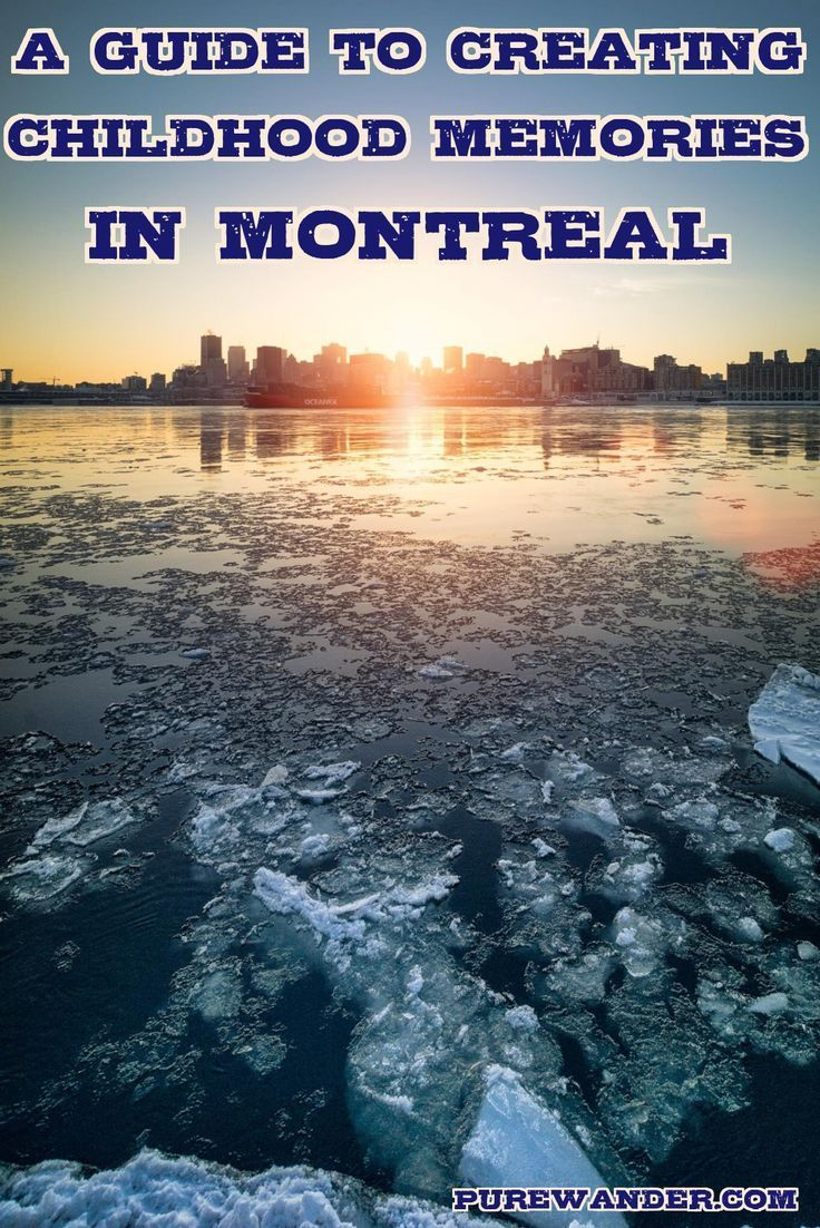 montreal with kids, montreal skyline, canada with kids, family vacation ideas