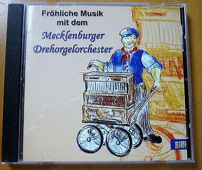 Fröhliche Musik mit dem Mecklenburger Drehorgelorchester\