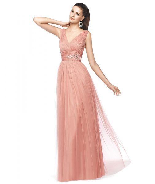 Ultima moda en vestidos de fiesta largos