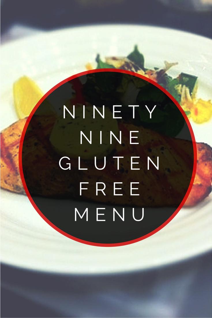 99 Restaurants Gluten Free Menu Is It By Urban Tastebud Gluten Free Menu Gluten Free Wheat Free Gluten Free Restaurants