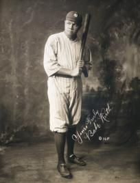 Babe Ruth Early Yankees