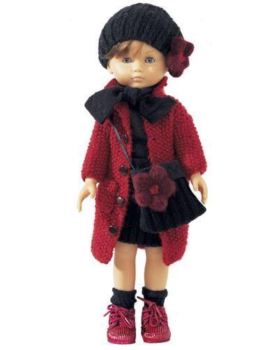 Crochet Knittingpoppenkleding Haken En Breien Handmade Doll