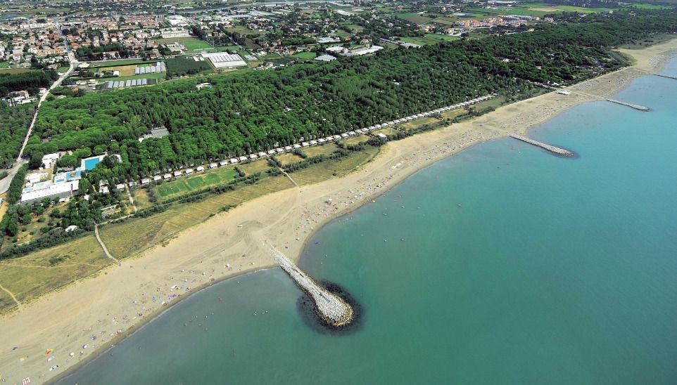 Ca Savio Camping Places Italy Travel Camping