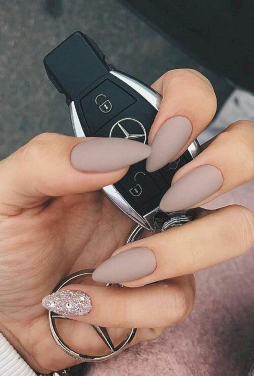 Outstanding Classy Winter Nails Art Design Ideas 34 101outfit