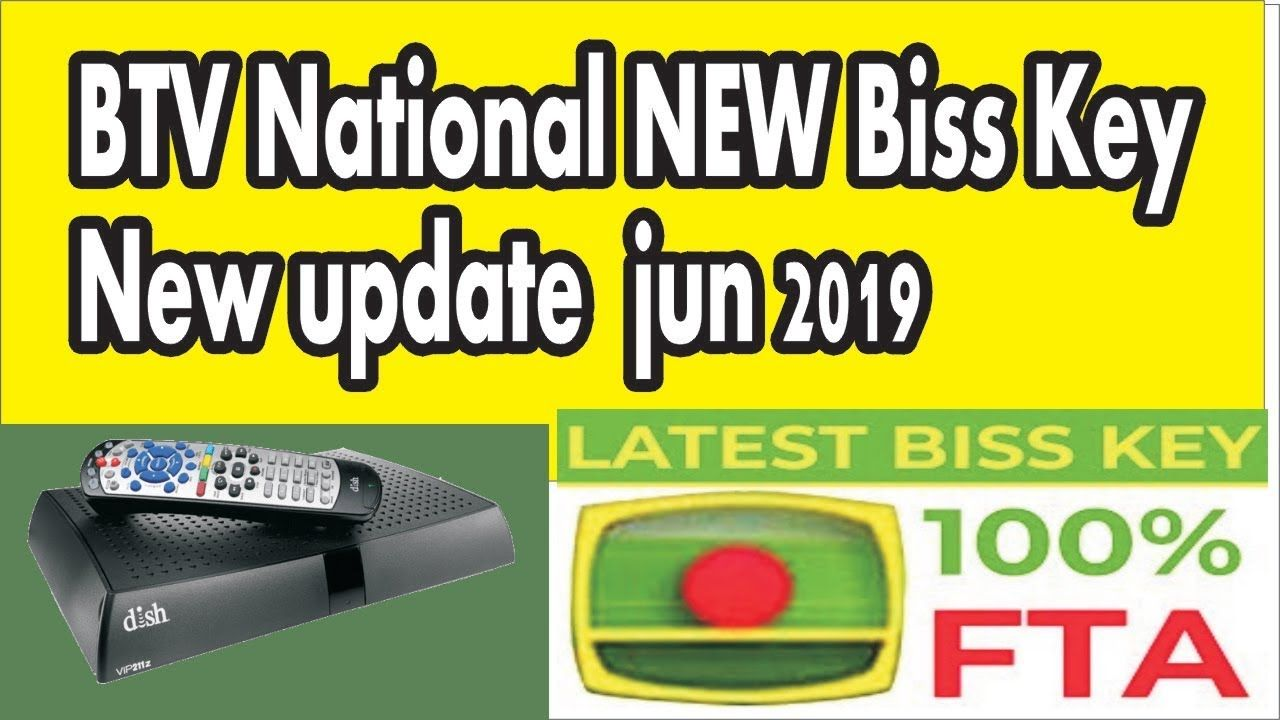 BTV National New Biss Key Latest Biss Key on BTV National