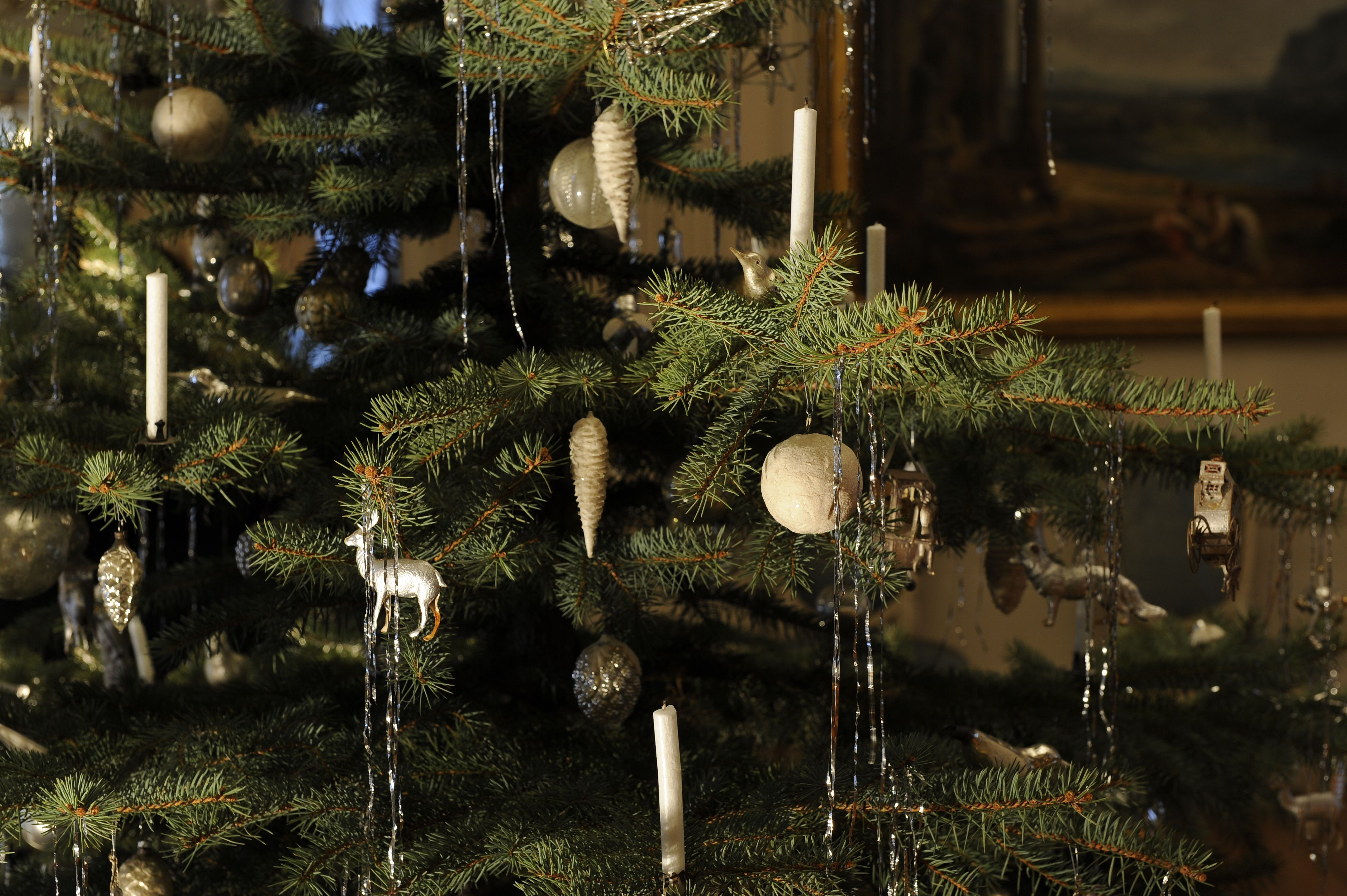 christmas #Trees #Xmas #Museum #Domestic #Culture #switzerland ...