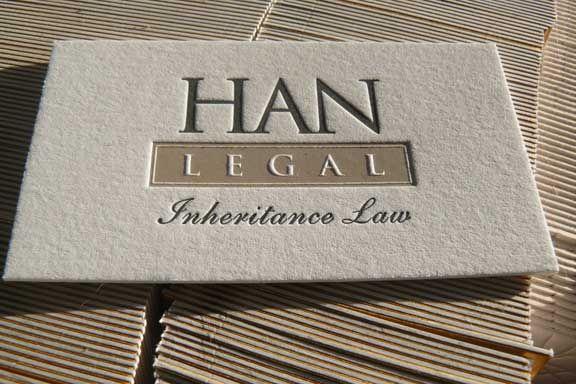 HAN LEGAL business card - http://www.bce-online.com/en/