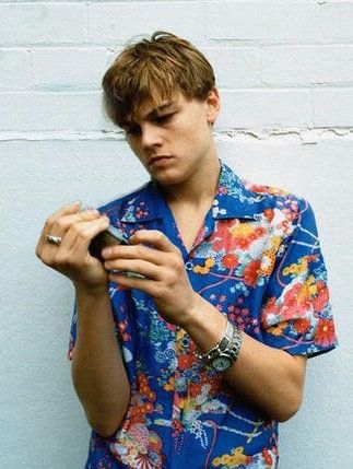 cfda21b9 A '90s-Era Leonardo DiCaprio Is Infiltrating Our Closets (and Hearts ...