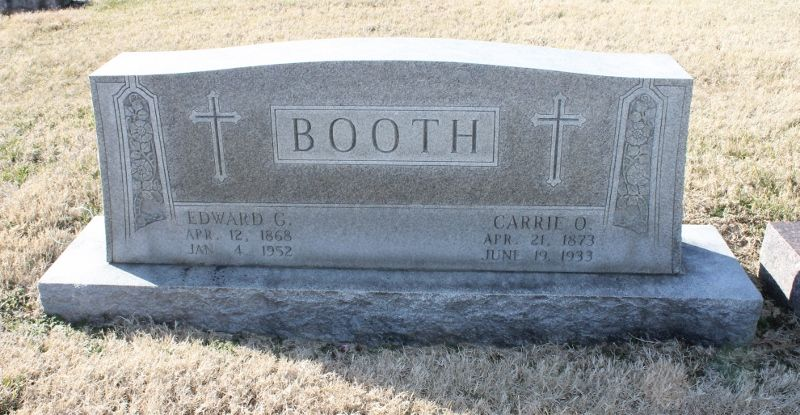 Edward Gault Booth 1868 1952 Find A Grave Photos Edward