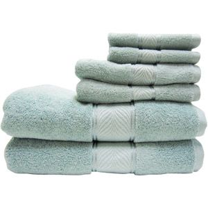better homes and gardens bath towels. better homes and gardens thick plush 6-piece cotton bath towel set towels