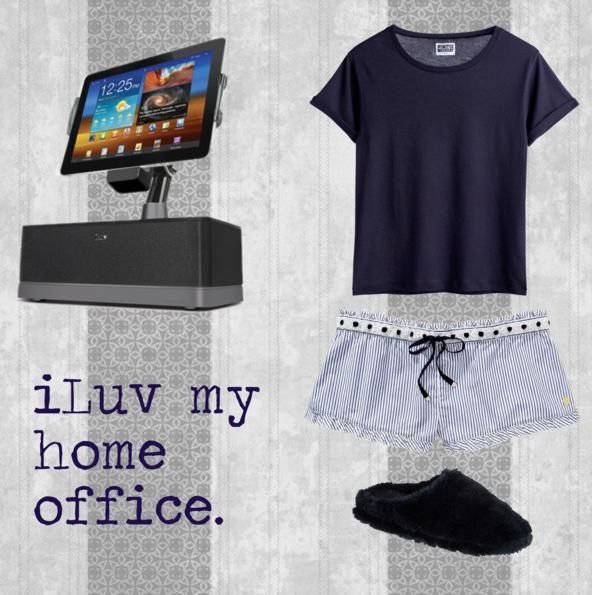Home Office Fashion by iLuv
