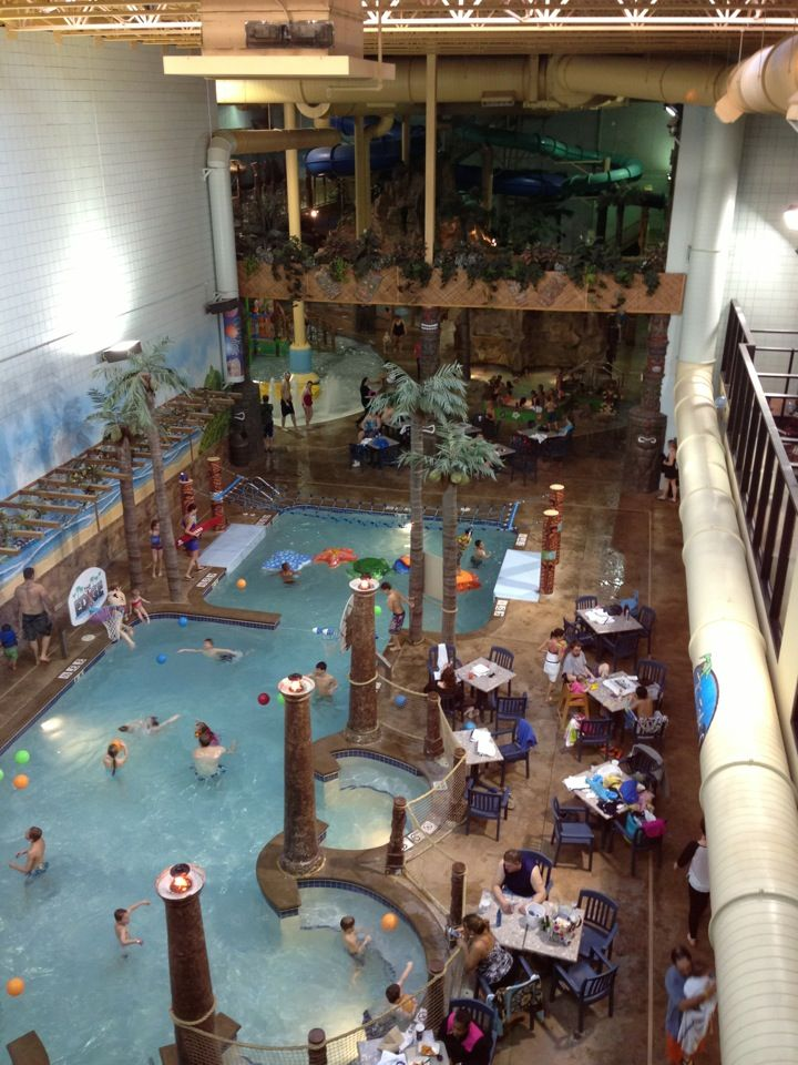 Edgewater Hotel Waterpark In Duluth Mn