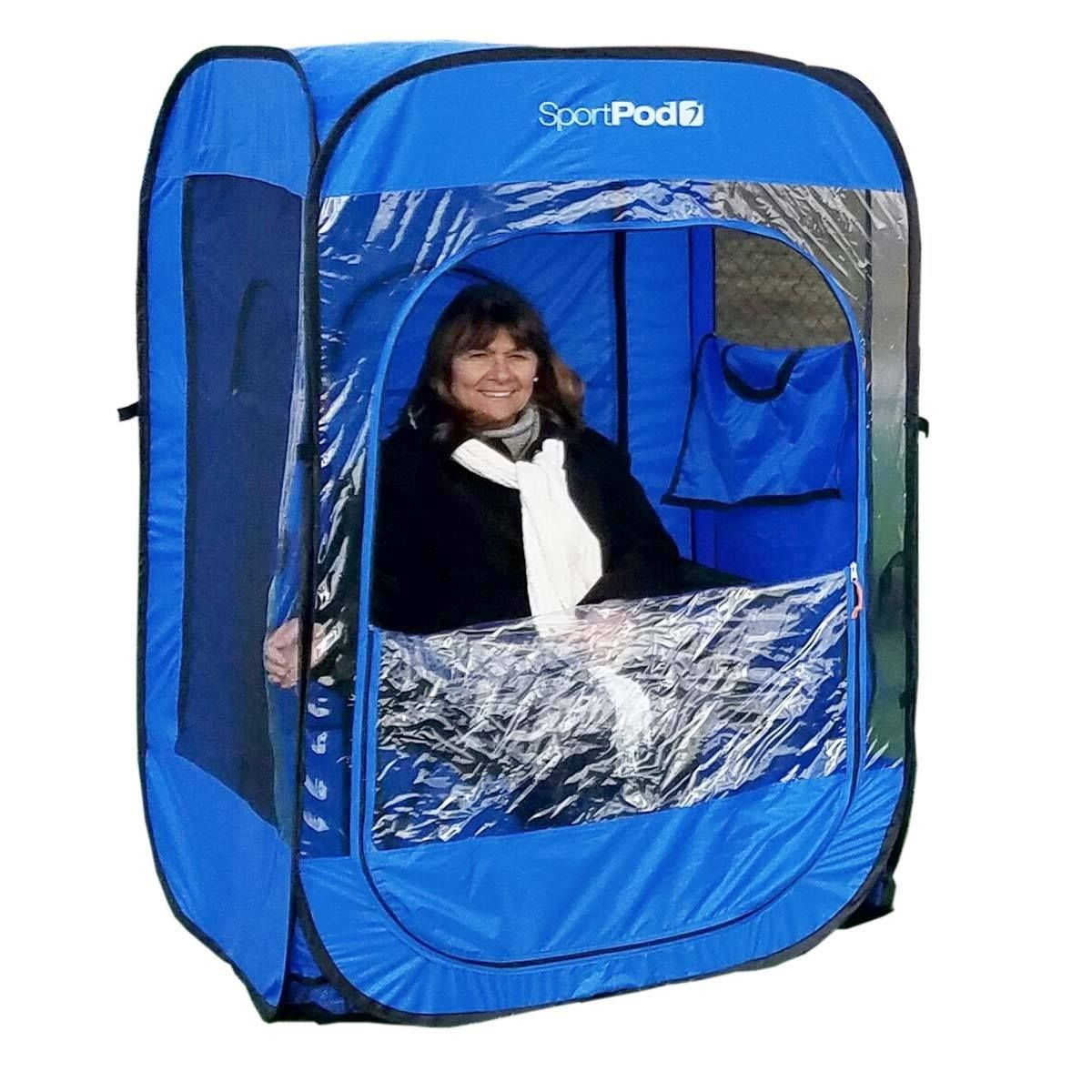SportPod pop-up tent - Stay warm u0026 dry at your kids sporting event with  sc 1 st  Pinterest & SportPod pop-up tent - Stay warm u0026 dry at your kids sporting event ...