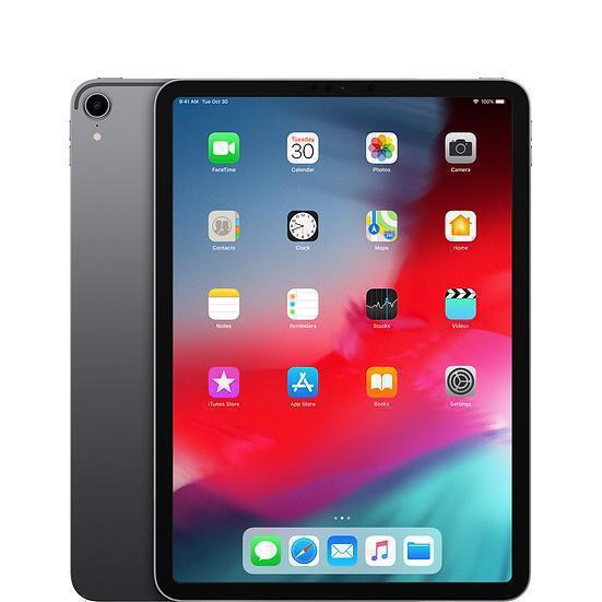 Ipad Pro 12 9 Inch 3rd Gen October 2018 256gb Space Gray Wi Fi Apple Ipad Pro New Apple Ipad Apple Ipad