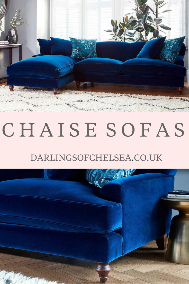 Galloway Chaise Sofa Left or Right in 2020 Chaise sofa