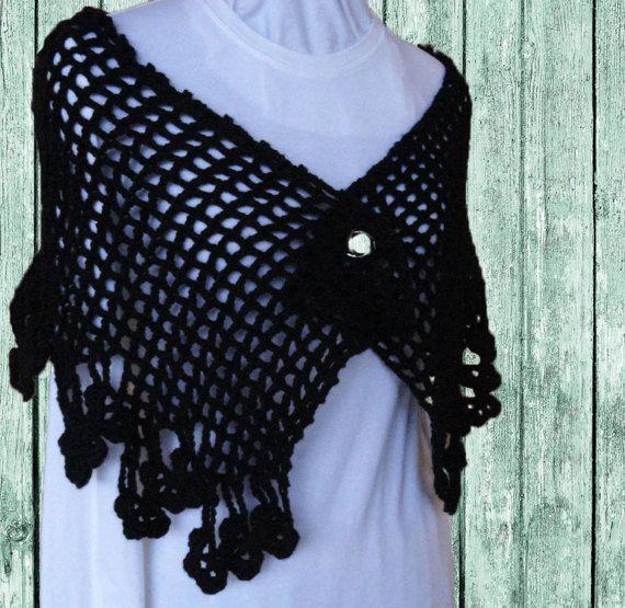 Crochet Shawl Pattern Trellis Crochet Wrap Pattern Etsy