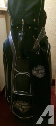Harley Davidson A Golf Bag For In Cibolo Texas Classified Americanlisted