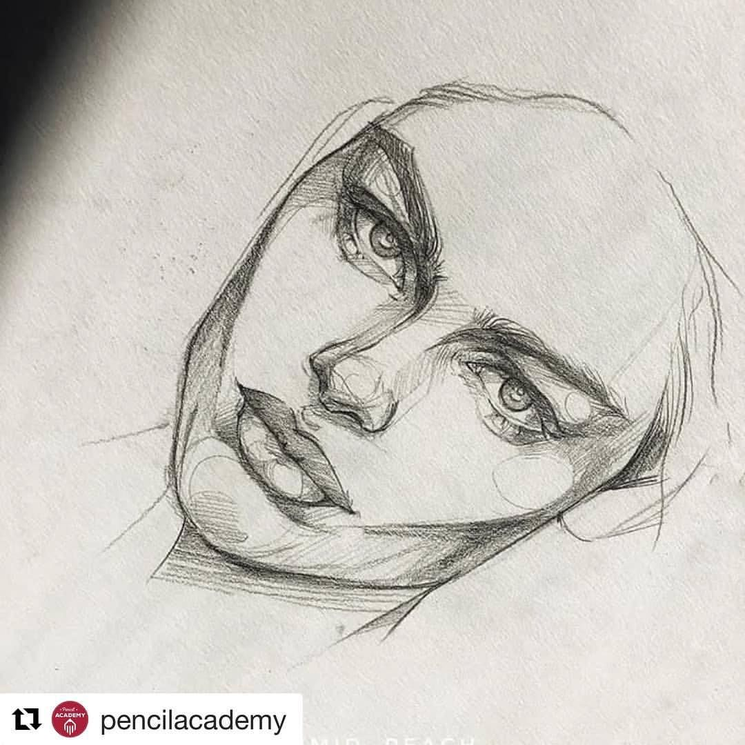 Repost pencilacademy with get repost ・・・ rate it from 1 100 amazing artwork by humid peach follow