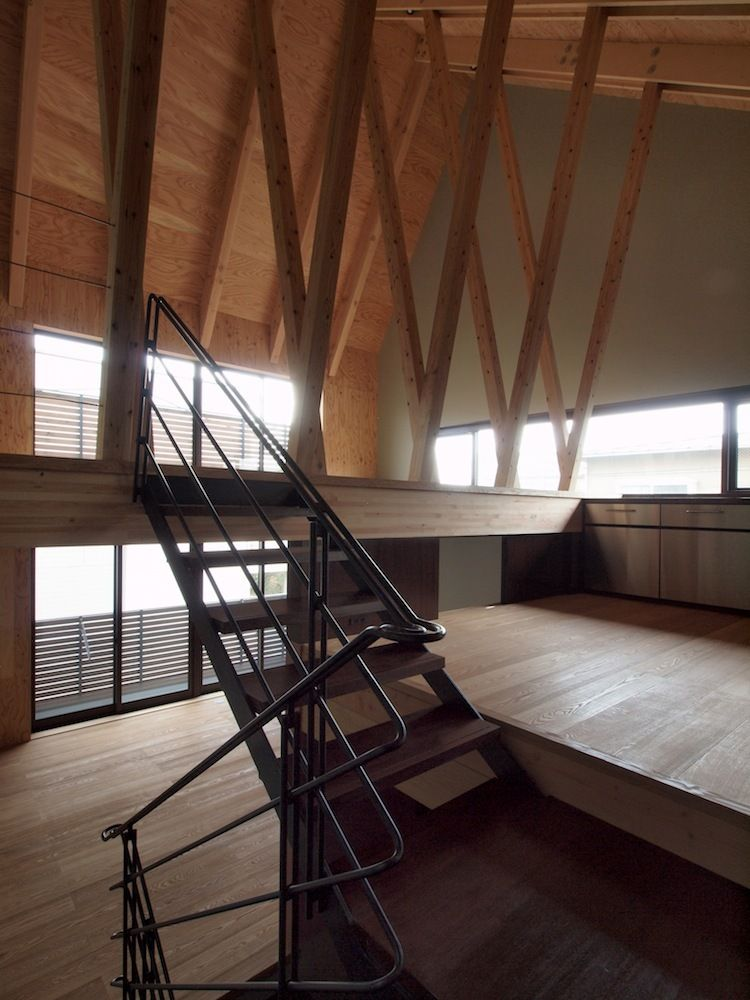 Fukasawa House | MDS always a fan of multi-levels
