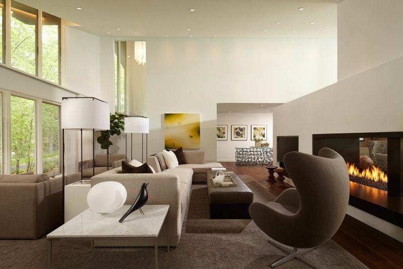 Feng Shui Farben fürs Wohnzimmer – so sorgen Sie für Harmonie im ...