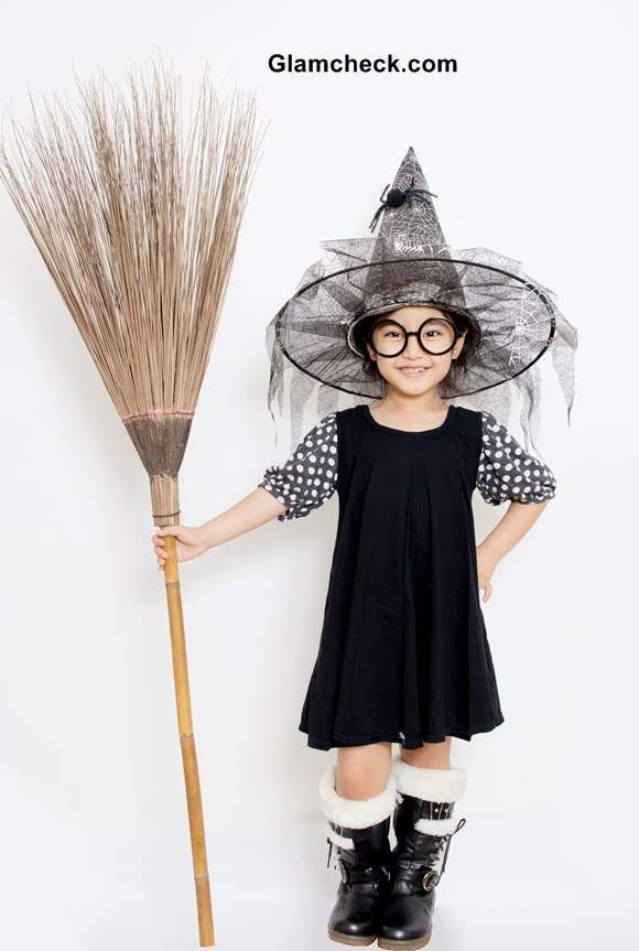 Halloween Witch Costumes for little girls | Kids Fashion ...