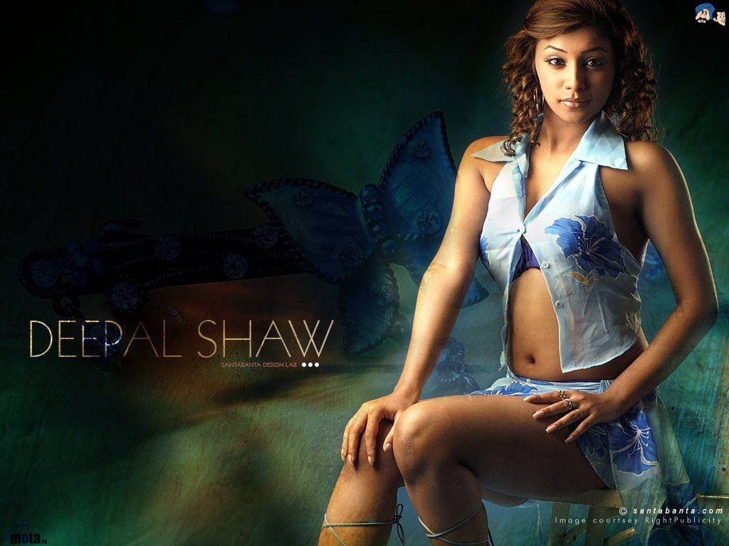 deepal shaw height