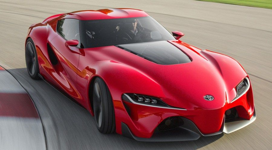 Toyota and BMW to Co-Develop a New Sports Car in 2016   car ...