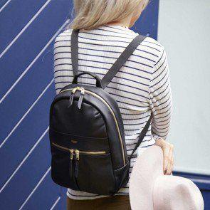 749594f25cd Knomo Mini Beaux Leather Backpack   altmanluggage.com   Women's ...