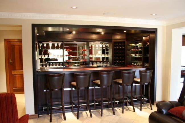 in home bar - Bing images | basment | Pinterest | Bar