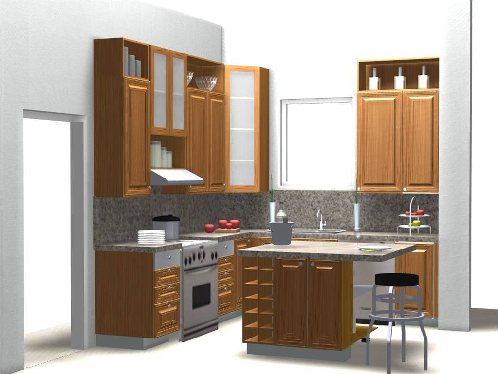 Small Kitchens How To Build A Small Integrated Kitchens Small Integrated Kitchens