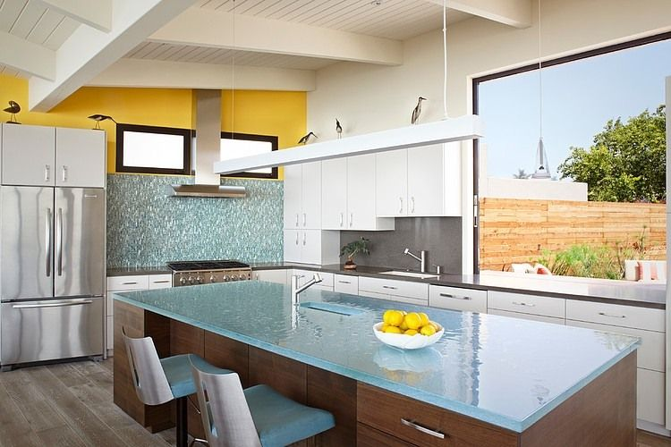 Contemporary House Remodel by Allen Associates