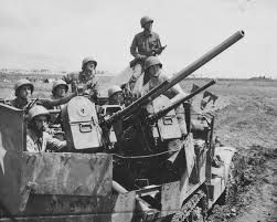 Billedresultat for half track artillery