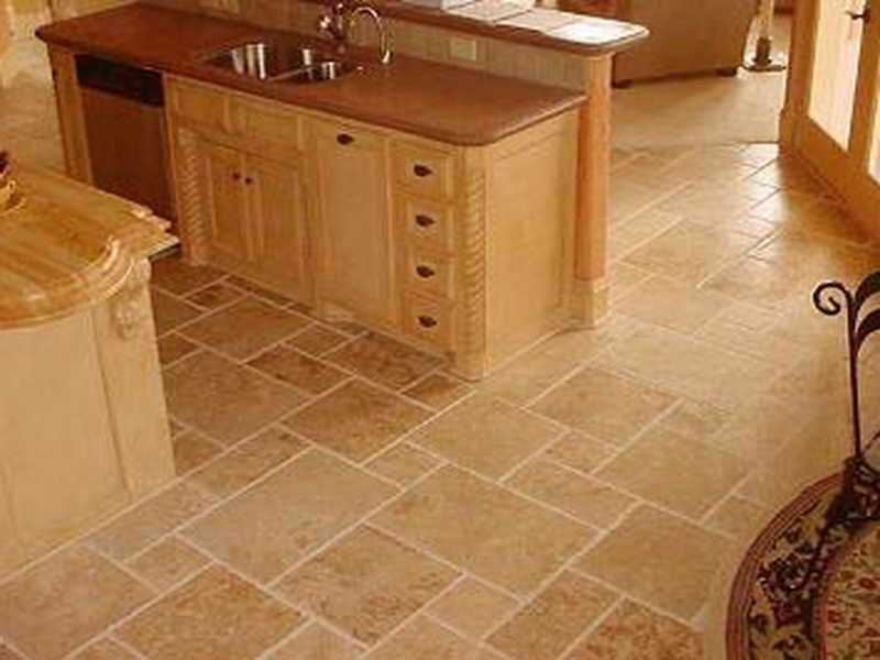 Kitchen Tile Flooring Ideas Entrancing Kitchen Design Favorite 25 Nice Pictures Kitchen Floor Design . Design Ideas