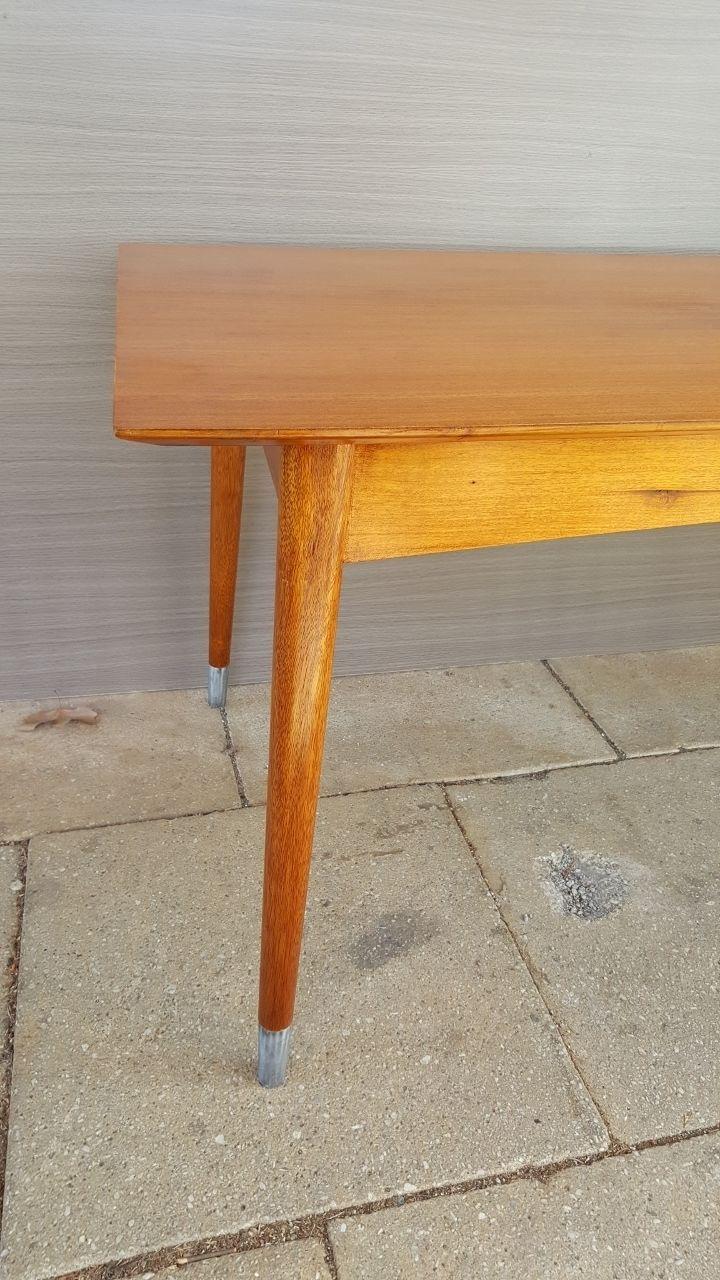 1950s Oak Dining Table