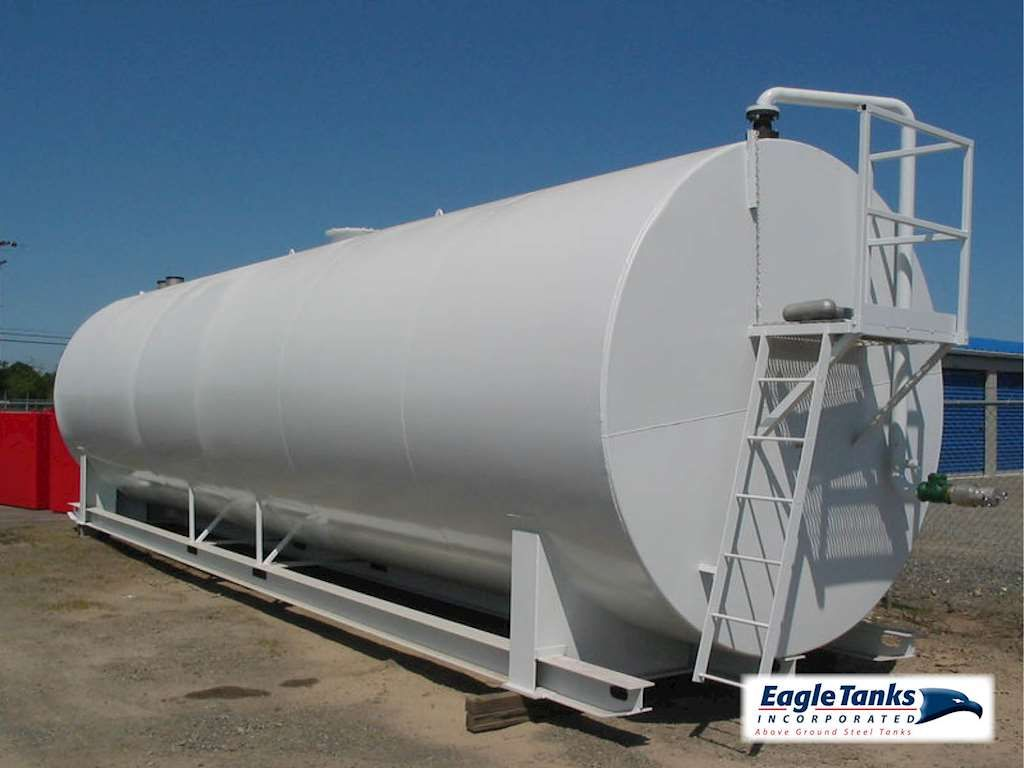 Eagle Tanks 20 000 Gallon Double Wall Horizontal Ul 142 Fuel Tank For Sale Aumsville Or 9029432 Mylittlesalesman Com Eagle Tank Double Walled Gallon