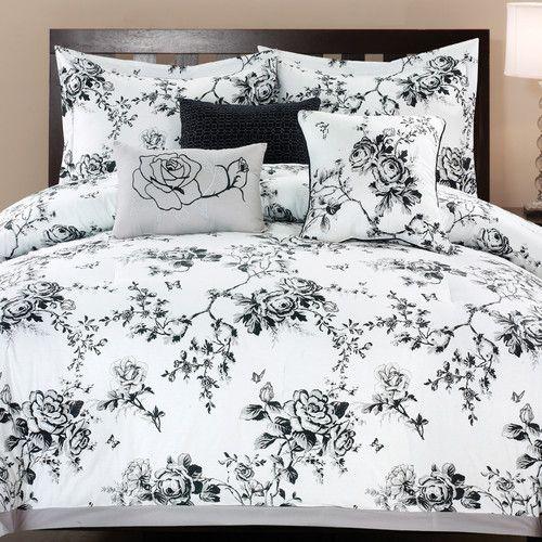 Found it at Wayfair.ca - Rose Hill 6 Piece Comforter Set