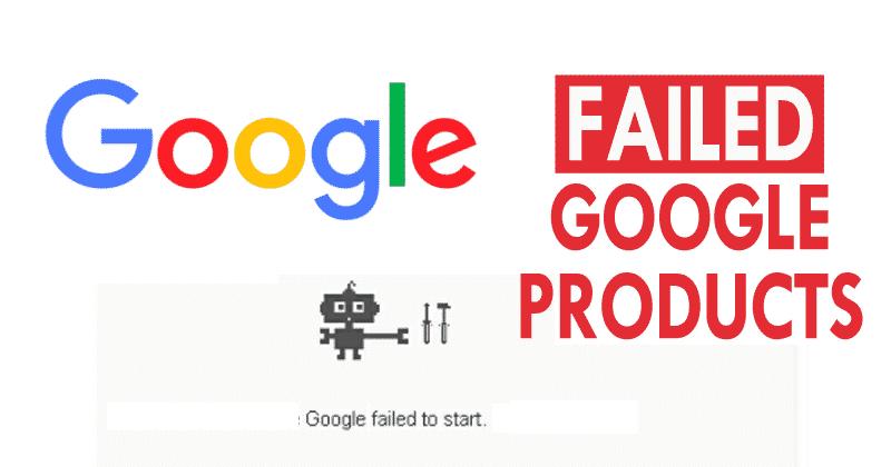Top 10 Failed Google Products | Linguainfo Servives Pvt  Ltd