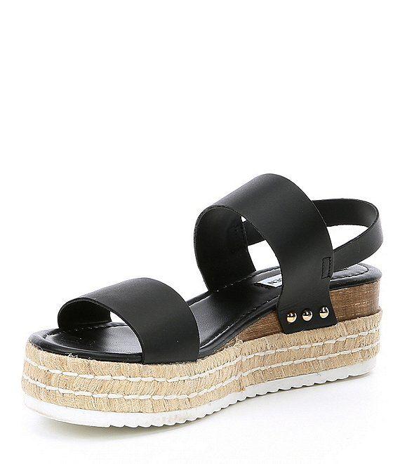 afff79f8fc1 Steve Madden Catia Espadrille Flatform Sandals | Wants!/ loves ...