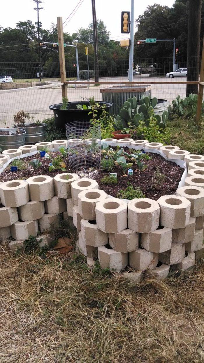 Inspirierend Hochbeet Diy Beste Wahl Bauen Beflanzen Gartenideen Ideen Beton