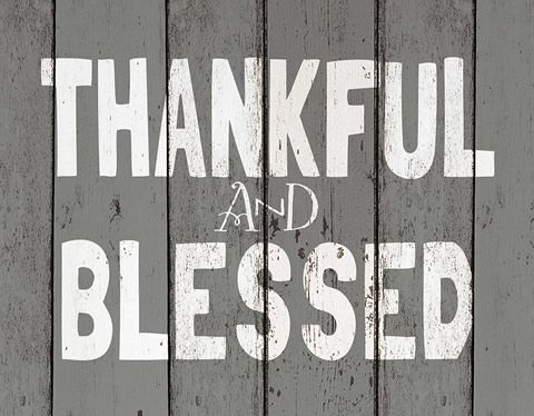 """""""Thankful & Blessed"""" Jada Venia Color Lightbox Insert by Kindred Hearts   $11.99   BettesGifts.com"""