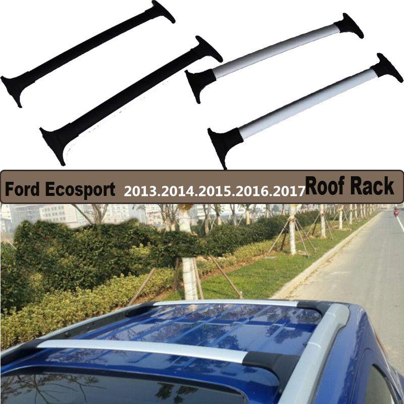 Car Cross Racks Roof Rack Luggage Rack For Ford Ecosport 2013 2014