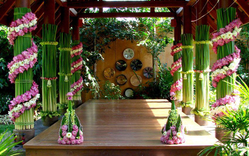 buddhist wedding altar - Google Search
