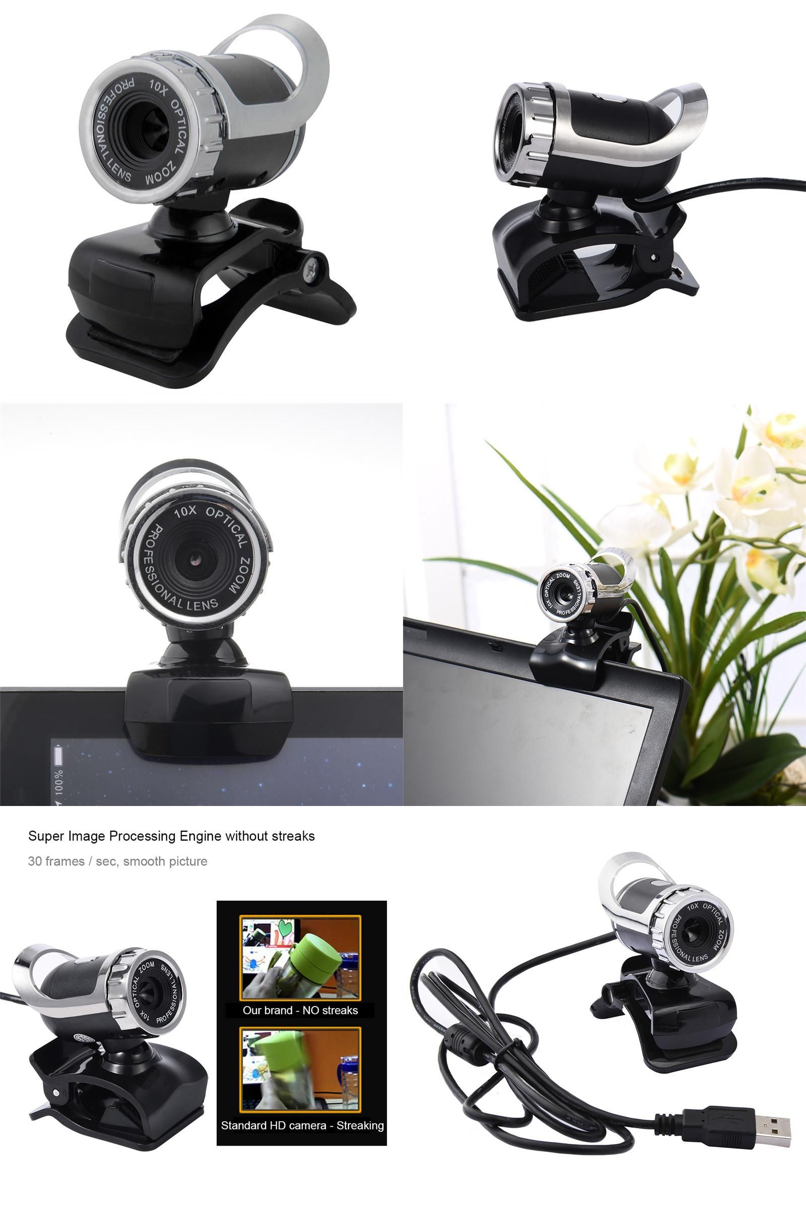 [Visit to Buy] Brand New A859 USB 2.0 Web Cam 20 Meg HD Web
